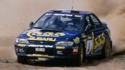 25 Jahre Subaru Impreza WRX STI