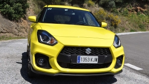 Suzuki Swift Sport (2019)