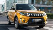 Suzuki Vitara Facelift (2019)