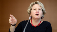 Umweltministerin Svenja Schulze
