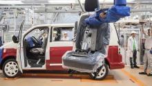 VW T6 Produktion Hannover