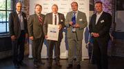 TÜV Rheinland Award Kundenzufriedenheit