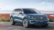 VW SUV T-Prime Concept GTE