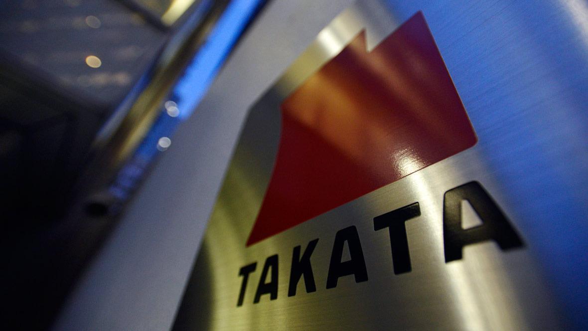 Takata bereitet offenbar Insolvenz vor