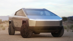 Tesla Elektro-Pick-up Cybertruck