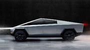 Tesla Elektro-Pick-up Cybertruck
