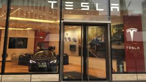 Tesla-Niederlassung in Düsseldorf