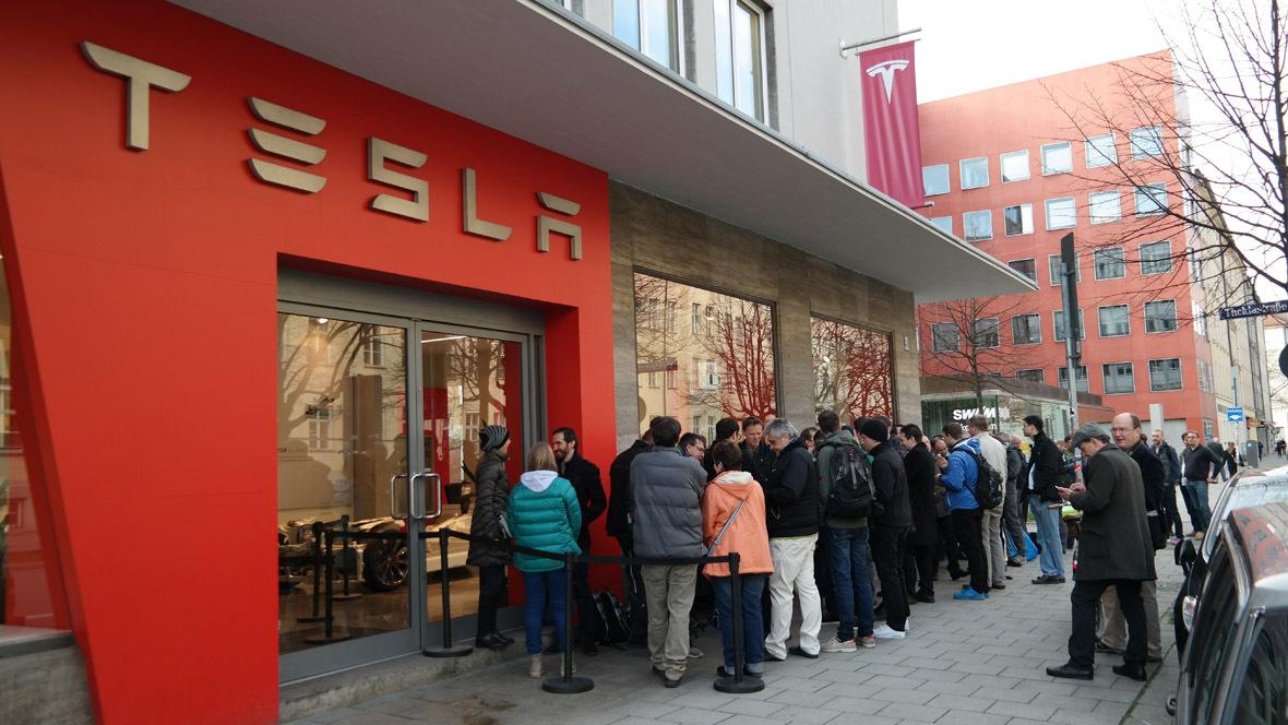 Tesla Händler Nrw