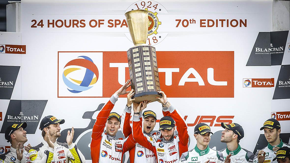 Total Gewinnspiel 24h Nürburgring