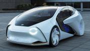 Toyota-Prototypen Concept-i