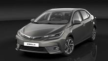 50 Jahre Toyota Corolla