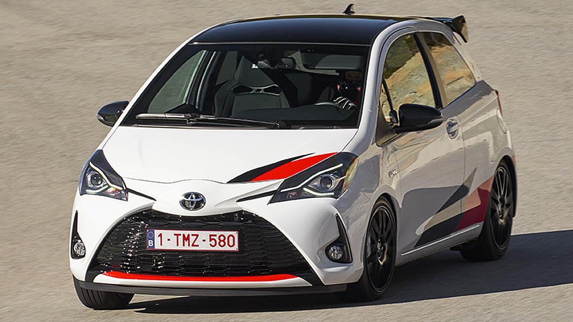 Toyota GRMN Fahrbericht