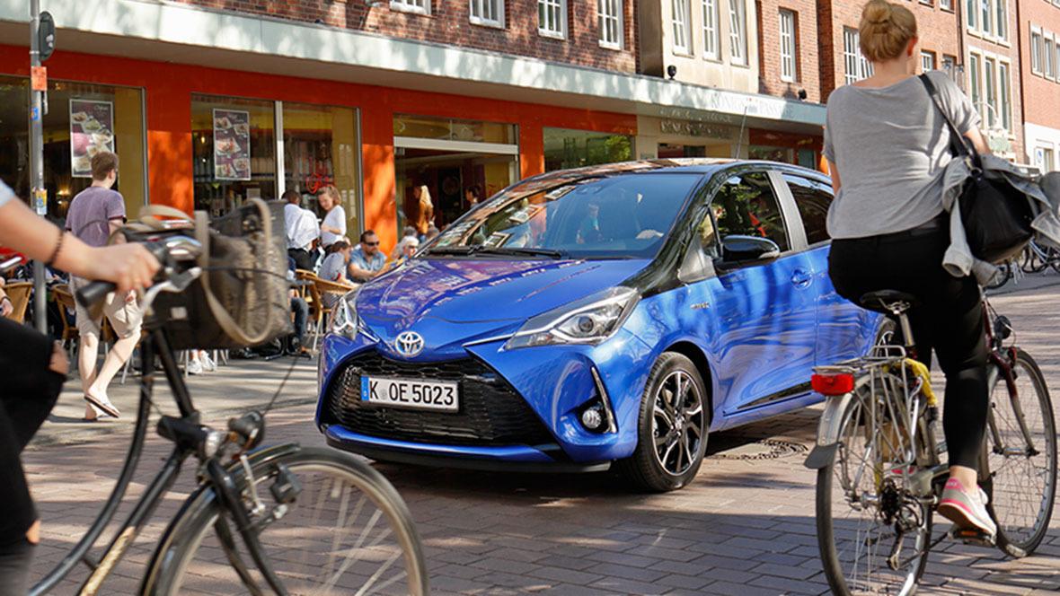 Toyota; Kinto; Carsharing; Mobility-Service; Carpooling; Auto-Abo
