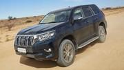 Fahrbericht Toyota Land Cruiser