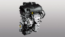 Toyota neuer Motor