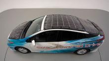 Toyota Prius Solarauto