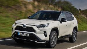 Toyota RAV4 Plug-In-Hybrid (2021)