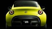 Toyota S-FR Studie