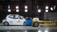 Toyota Yaris EuroNCAP 2020