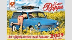 Trabant Erotik Kalender 2019