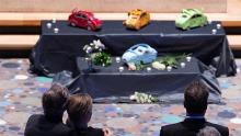 Trauerfeier Heidi Hetzer