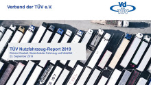 TÜV-Report Nutzfahrzeuge 2019 Screen
