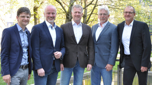 Geschäftsführung TÜV Süd Auto Partner