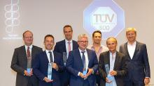 TÜV SÜD Innovationspreis 2018