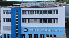 TÜV SÜD Mobilitäts- und Antriebszentrum Heimsheim