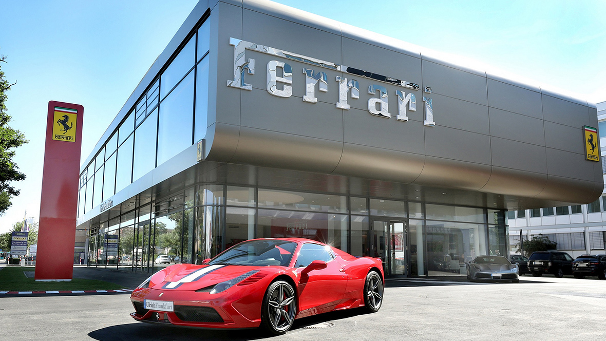 Ferrari Autohaus