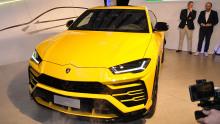 Lamborghini Urus München