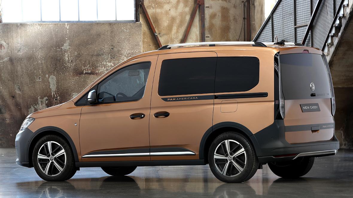 VW Caddy (2021) - autohaus.de