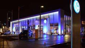 VW-Zentrum in Hannover