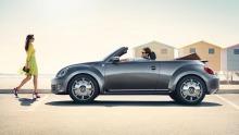 VW Beetle Cabriolet Karmann