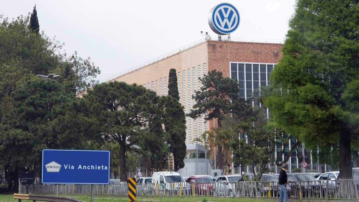 VW-Werk in Anchieta