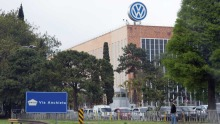 VW-Werk in Anchieta