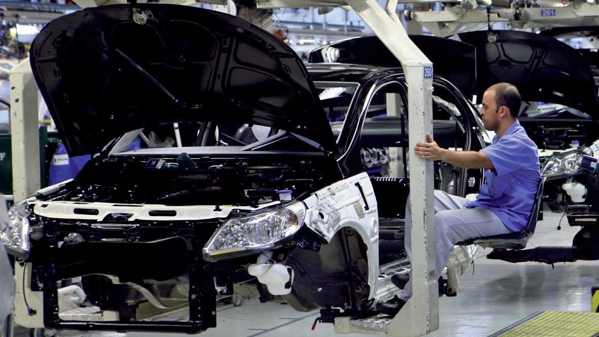VW-Werk Taubaté