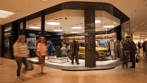 VW City Store Hamburg