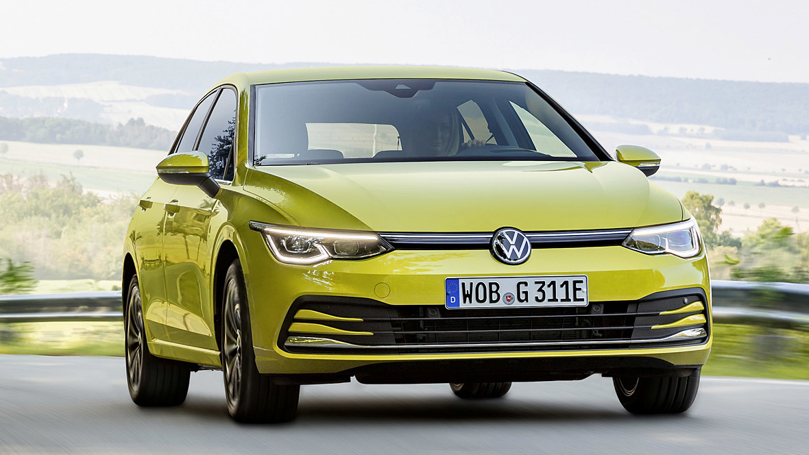 VW Golf 8 eHybrid