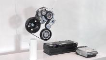 VW Hybrid-Einheit