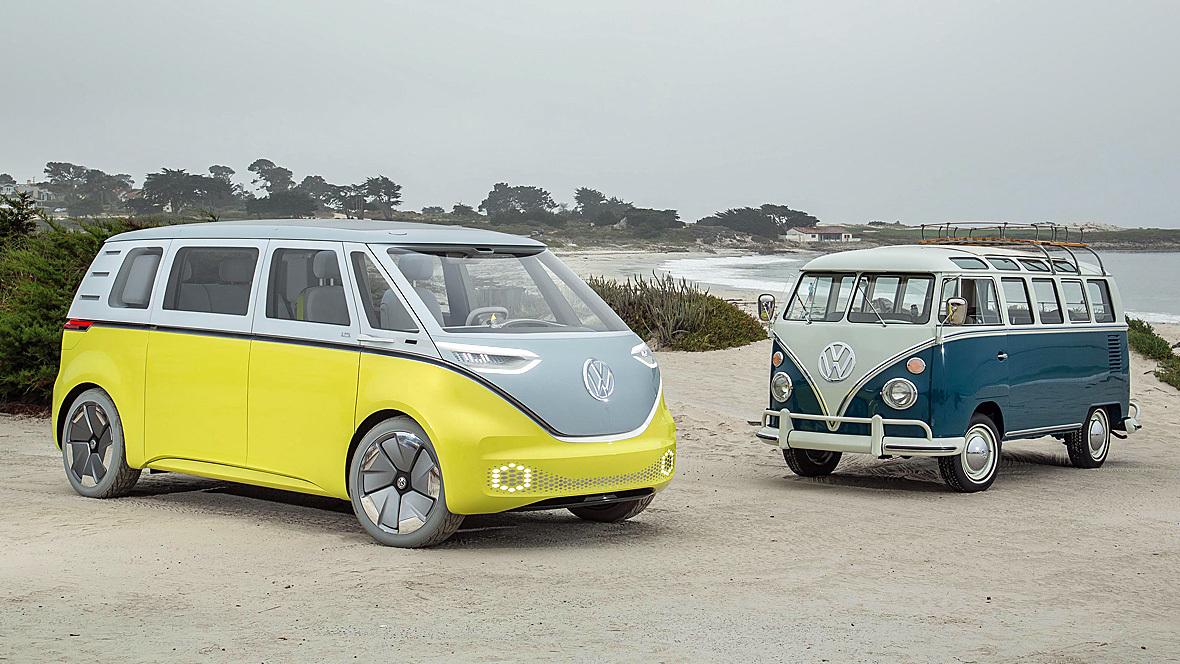 Vw Bulli 2018 >> VW schickt E-Bulli in Serie - autohaus.de