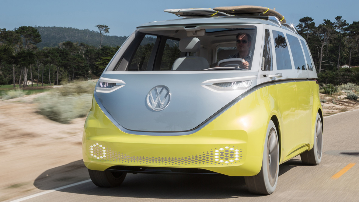 VW ID Buzz