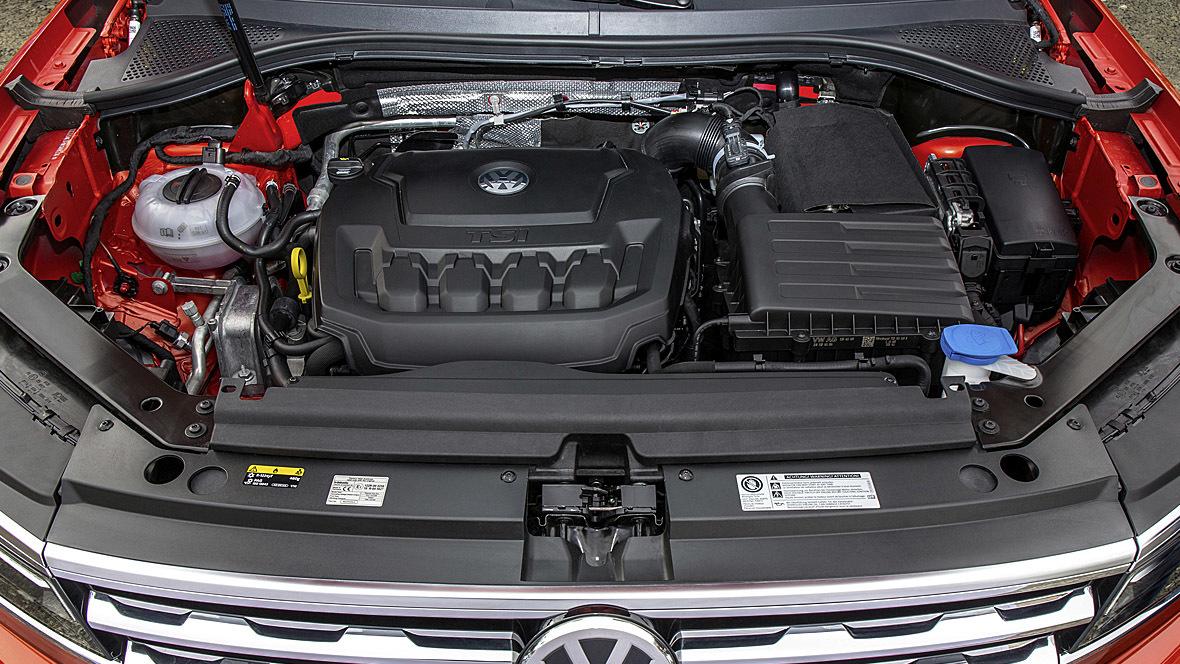 Motor VW Partikelfilter Benziner
