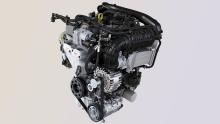 VW-Motor Mild-Hybridsystem