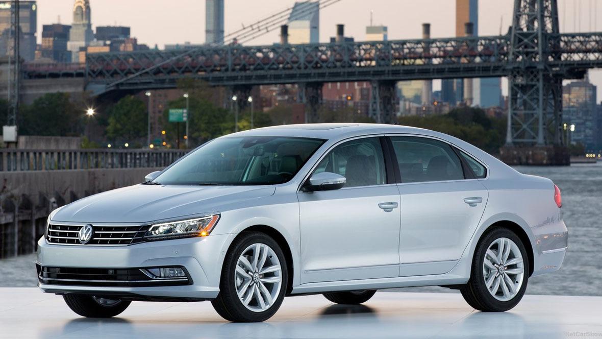 VW Passat US-Version