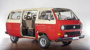 VW T3 40 Jahre Jubiläum