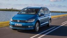 VW Touran 2016