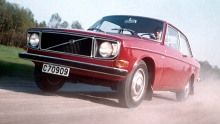 50 Jahre Saab 99 vs. Volvo 140