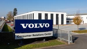 Volvo Dietzenbach Modernisierung