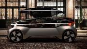 Volvo Konzeptstudie 360c